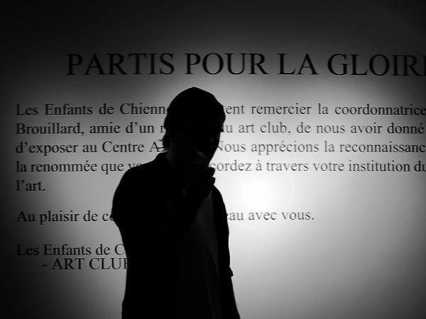 CENTRE AXART / PARTIS POUR LA GLOIRE