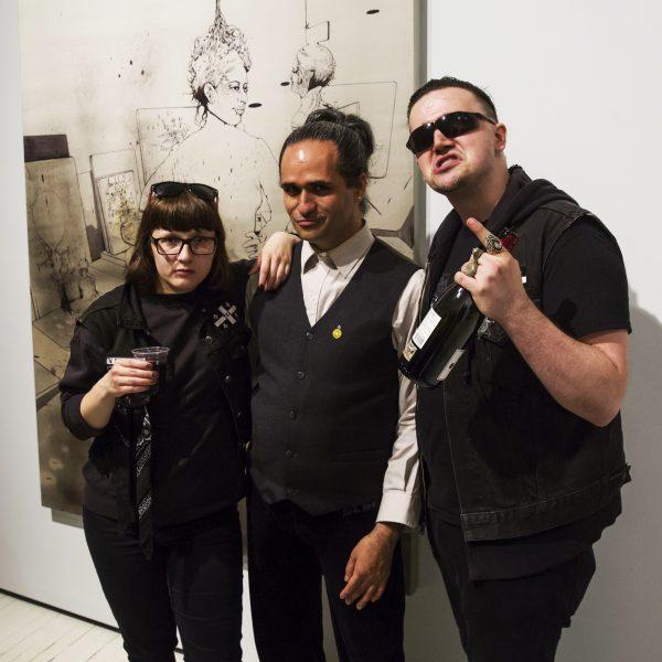 MASSIMO GUERRERA / ARTISTE